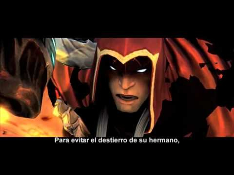 darksiders 2 gameplay trailer español subtitulado HD (720p)
