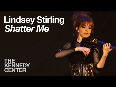 "Lindsey Stirling, ""Shatter Me"" -- Live at the Kennedy Center"