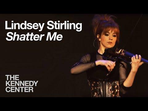 Lindsey Stirling  Shatter Me   at The Kennedy Center