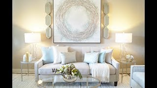Living Room Makeover - Kimmberly Capone Interior Design