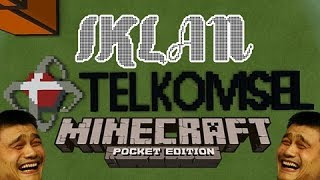 MCPE PARODY INDONESIA | IKLAN TELKOMSEL by OTONG AND FRIENDS