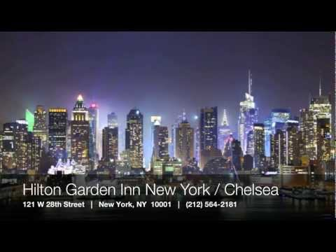 Hilton Garden Inn New York - Chelsea Hotel