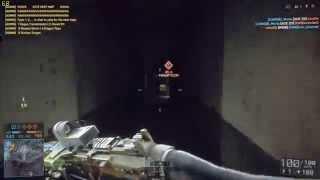 Battlefield 4 | My rambo moment in Operation locker