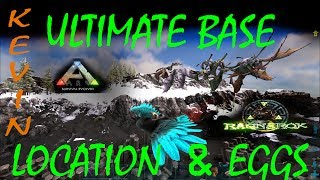 Ark - Ragnarok Ultimate Base Locations and Where to Get Easy Wyvern eggs, ARTIFACT
