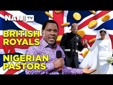Daddy Freeze on Nigerian Pastors and British Royals | Naij.com TV