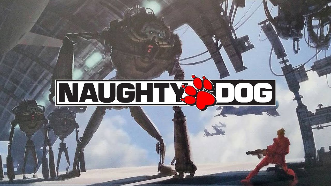 LE JEU DE SCIENCE FICTION ANNULÉ DE NAUGHTY DOG (2010-2012)