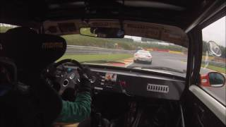 Spa Summer Classic 2016, race 1 YTCC with the Talbot Sunbeam Lotus