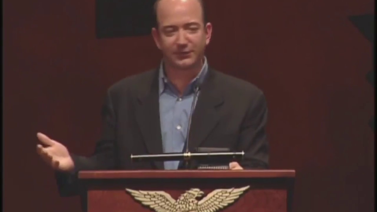 Jeff Bezos Feeling Stupid Knee Pads Funny Story Early Days Of