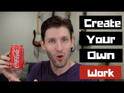 Create Your Own Work - Aspiring Actor's Guide