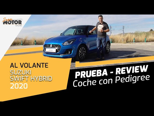 Al volante del Suzuki Swift Hybrid 2020 / Review Suzuki Swift Hybrid / SuperMotor.Online / T5 - E46
