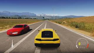 Driving down the Highway in every Forza Horizon game (Colorado, Southern Europe, Australia, UK)