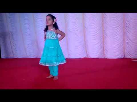 Aanya's Dance Performance on Sawaar Loon