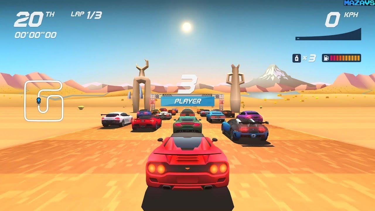 Horizon Chase Turbo ★ GamePlay ★ Ultra Settings