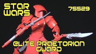 [ОБЗОР ЛЕГО] Звездные Войны 75529 Элитный Преторианский Страж