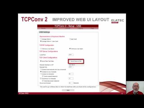 Configure MPS Systems with TCPConv 2 Software Release 1.2.0.18