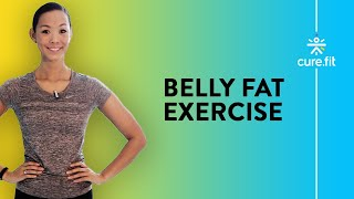 Belly Fat Exercise For Women Belly Fat Workout Burn Belly Fat Cult Fit Curefit