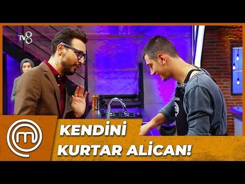Danilo Şef, Alican'ı Son Kez Uyardı | MasterChef Türkiye 64.Bölüm