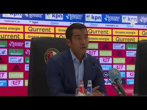 'Gio' over Feyenoord-Excelsior (3-0): 'Nog lang niet waar we moeten zijn'