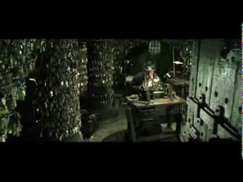 an analysis of the movie matrix reloaded