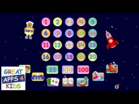 Starfall Numbers | Educational Numbers App For Kids
