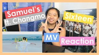 Video Samuel (사무엘) - Sixteen (Feat. Changmo) MV Reaction download MP3, 3GP, MP4, WEBM, AVI, FLV November 2017