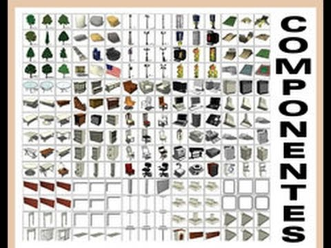 google sketchup 8 components free download