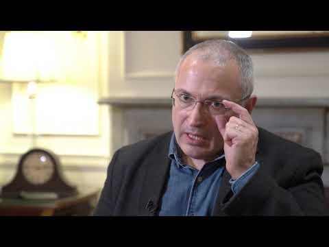 Ходорковский: «Путин больше