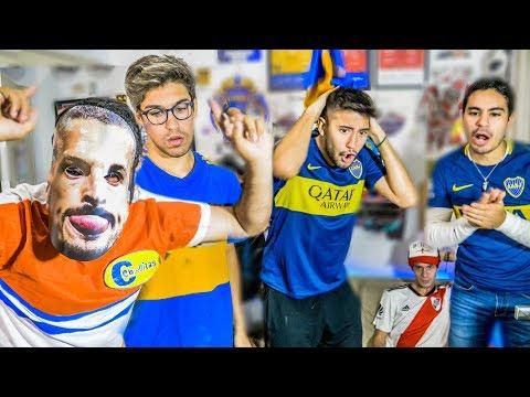 Boca vs Tigre | Reacciones de Amigos | FINAL Copa de la Superliga 2019