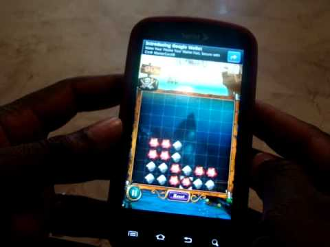 Jewels Deluxe Level 55 Android Phone