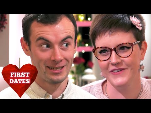 Fred Helps Awkward Dater With Role Play | First Dates