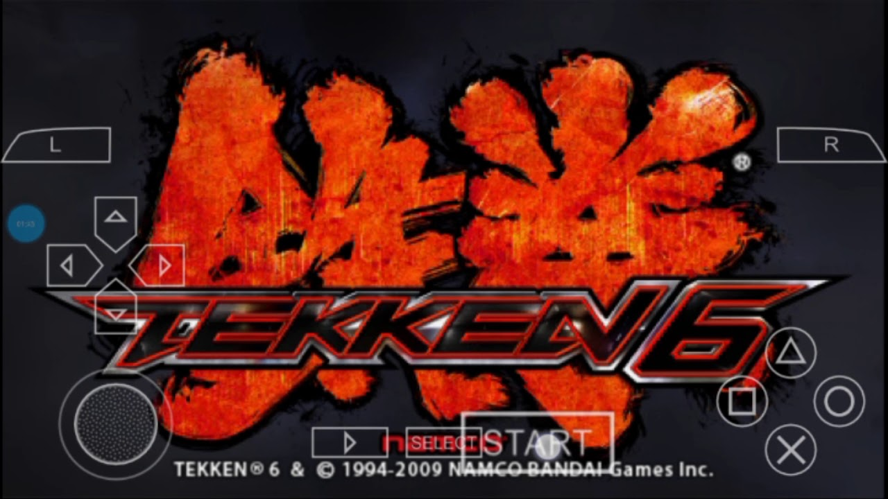 Comment Telecharger Tekken 6 Europe Sur Ppsspp Ios Youtube