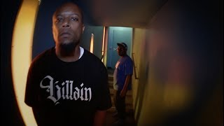 Snowgoons - I Walk Alone ft CunninLynguists (VIDEO) Black Snow 2.0