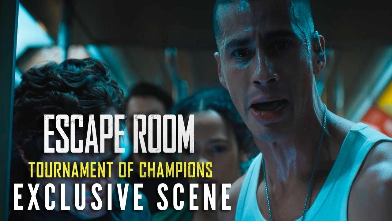 Download ESCAPE ROOM: TOURNAMENT OF CHAMPIONS – Exclusive Scene