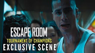 ESCAPE ROOM: TOURNAMENT OF CHAMPIONS – Exclusive Scene