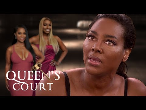 Kenya Moore Sentenced With The Real Housewives of Atlanta on Queens Court   Must See