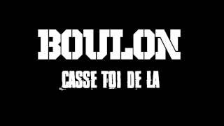 Sadek ft. Boulon - Casse toi de la  (paroles)