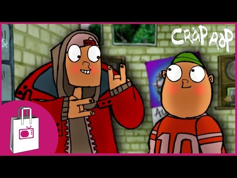 Crap Rap  Series 1  Too Big for the Telly Part 2
