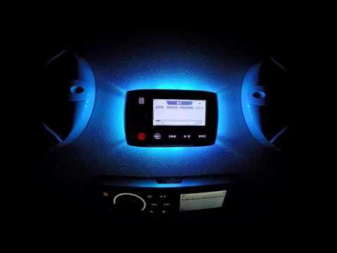 Fusion Marine Entertainment Remote RGB LED