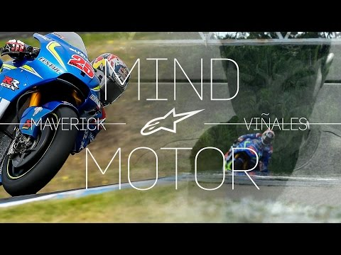 Mind & Motor with Maverick Viñales