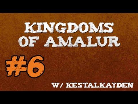 ★ Kingdoms Of Amalur: Reckoning - Greater Healing Potion - Part 6 (w KestalKayden)