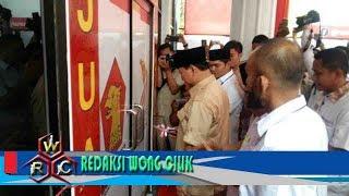 Video Resmikan Rumah Juang, Ini Pesan Prabowo untuk Kader Gerindra download MP3, 3GP, MP4, WEBM, AVI, FLV Februari 2018