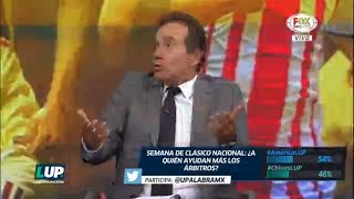 'Ruso' Brailovsky y Quirarte se enganchan previo al América - Chivas
