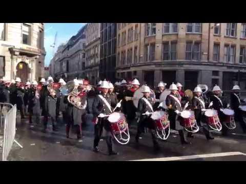 Band of HM Royal Marines (Collingwood) - Wellington