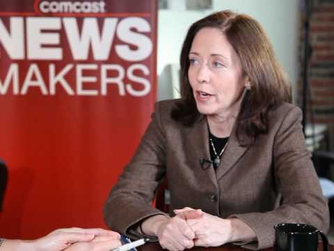 Maria Cantwell Session 2 - Comcast Newsmakers