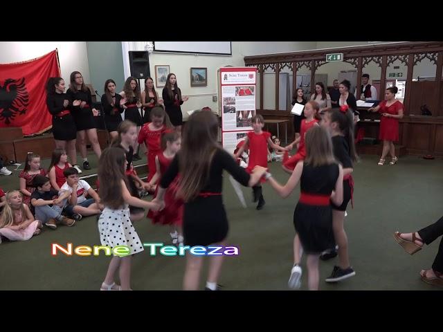 Vallja e Katjushes - Grupi i  shoqates Nene Tereza. dt 6 . 7 . 2019