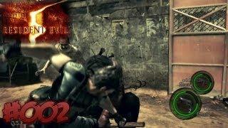"""Resident Evil 5 - Resident Evil 5 """"Let"""