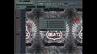 A$ BeatZ - Видео урок по написанию ударной партии в Fl Studio