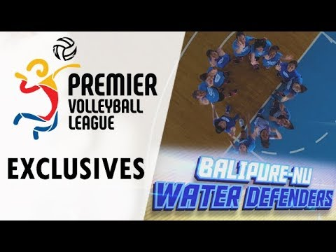 Balipure - NU | Water Defenders | PVL Reinforced Conference Season 2 Team Profile