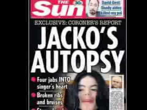 What the tabloids did to Michael Jackson!!!