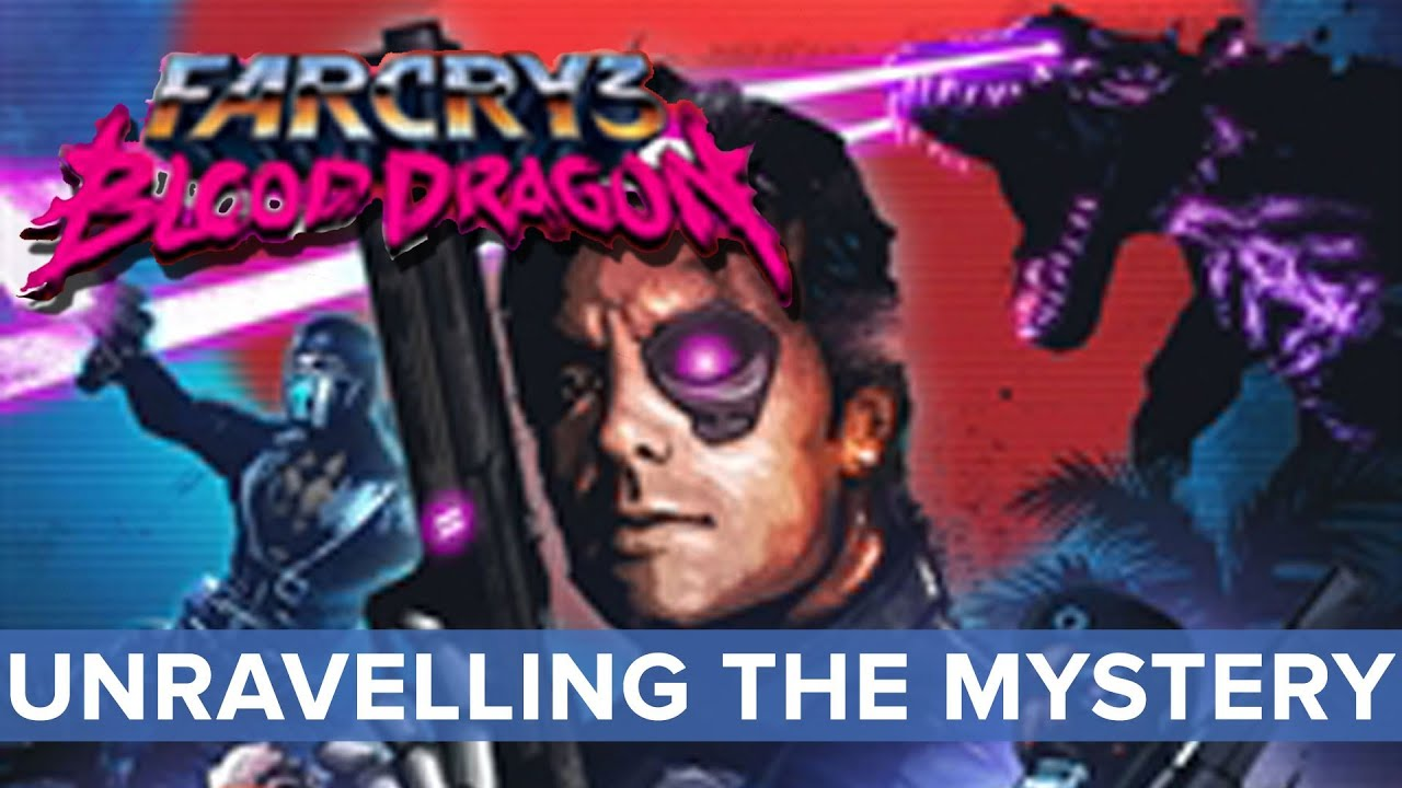 Far Cry 3 Blood Dragon Unravelling The Mystery Eurogamer